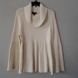 STYLE & CO. cream sweater